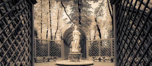 «Сны Старого Сада» — новая серия художественных фотографий